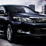 2015 Toyota Harrier FI