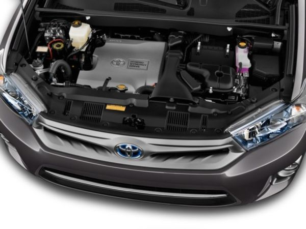 Toyota Highlander Engine - 2015