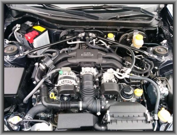 2016 Scion FR-S - Engine