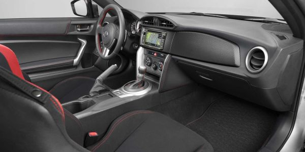 2016 Scion FR-S - Interior