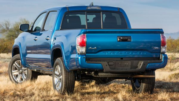 2016 toyota tacoma review price release date. Black Bedroom Furniture Sets. Home Design Ideas