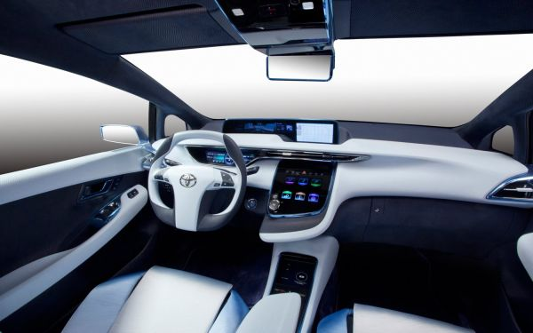 2017 - Toyota Highlander Interior