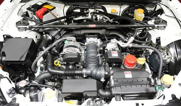 Toyota GT86 2016 - Engine
